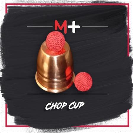 Chop Cup latao luxo (brass)