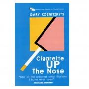 Cigarro desaparece no nariz magica - Cigarette Up The Nose (Gary Kosnitzky`s) R+