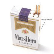 Pegadinha Cigarro que da choque