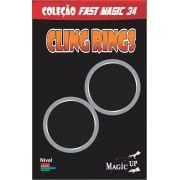 Cling Rings - Coleção Fast Magic N 34