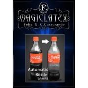 COCA COLA AUTOMATICO - AUTOMATIC BOTTLE (PLASTIC)