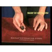 Coins Through Hand - Moedas que atravessam a mão D+