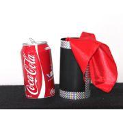 Coke can Vanish - Desaparecimento da lata  coca cola B+