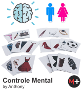 Controle Mental by Anthony J+