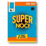 Baralho Super Noc First Edition  June 1938 M+
