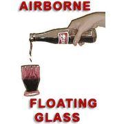 Copo Flutuando  Airborne Glass Modelo para Garrafa Pet ou Vidro b+ up