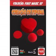 Coração de espuma - Coleção Fast Magic N 67 B+