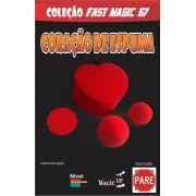 Coração de espuma - Coleção Fast Magic N 67 R+