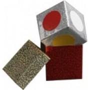 Cubo das Cores de Cartolina- Advinha a cor do cubo R+
