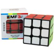 Cubo Mágico Profissional Moyu 3x3x3 Borda Preta J+