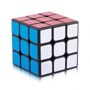Cubo Mágico Profissional Moyu 3x3x3 Borda Preta
