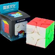 Cubo Mágico Profissional Moyu Meilong Skew Polaris Stickerless B+ D