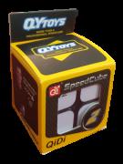Cubo Magico Profissional QiDi Speedcube 2x Borda Preta B+