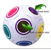 Cubo Magico Rainbowball B+