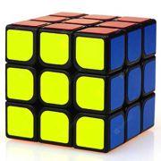 Cubo Magico Ultimate Challenge 3x3x3 Borda Preta B+