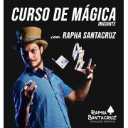 Curso de iniciação a Arte  Magica com Rapha Santacruz