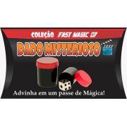 Dado Misterioso XL Jumbo  5x3,5 cm  - Coleção Fast Magic N 07