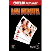 DAMA INDISCRETA - COLEÇÃO FAST MAGIC Nº 24