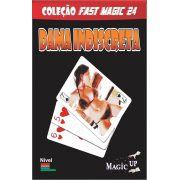 Dama Indiscreta - Coleção Fast Magic N 24 R+