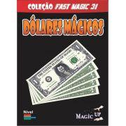 Dólares Mágicos - Coleção Fast Magic N 31 R+