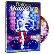 Dvd - Balões Mágicos 2 - Parte 2 D+