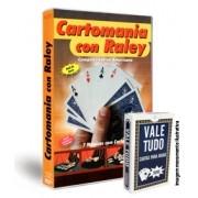 DVD - CARTOMAGIA COM RALEY + baralho