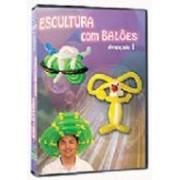 Dvd - Escultura Com Balões - Avançado 1 D+
