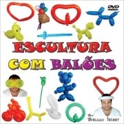 Dvd - Escultura Com Balões D+