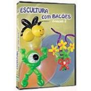 Dvd - Escultura Com Balões - Avançado 2 D+