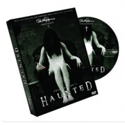 DVD - HAUNTED + GIMMICK BY PETER EGGINK