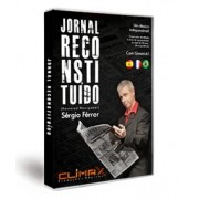 Dvd - Jornal Rasgado Reconstituído + Gmmick D+