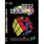 Dvd - Monte o Cubo Mágico - Rafael Tubino D+