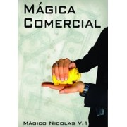 DVD MÁGICA COMERCIAL VOL I - BY MÁGICO NICOLAS