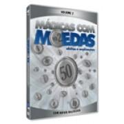 Dvd - Mágicas Com Moedas Vol.2  D+