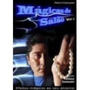Dvd Mágica de Salão Vol. 2