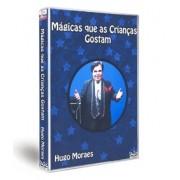 Dvd Mágicas Que As Crianças Gostam - Hugo Moraes D+