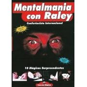 DVD MENTALMANIA by Raley