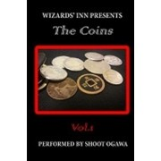 DVD - THE COINS vol.1 By Shoot Ogawa