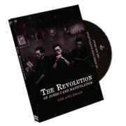 DVD The Revolution by Lee Ang Hsuan - ANSON LEE