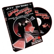 Dvd Zoom Bounce e Fly By Jeff Mcbride D+