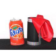 Fanta can Vanish - Desaparecimento da lata de Fanta Laranja R+