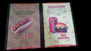 Fast Food - Cardápio Mágico