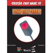 Fenix Ball Paddle - Bola que aparece da raquete -  kellys