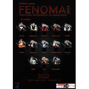 Fenoma XVI - Congresso - 6,7,8 Setembro 2019 D+