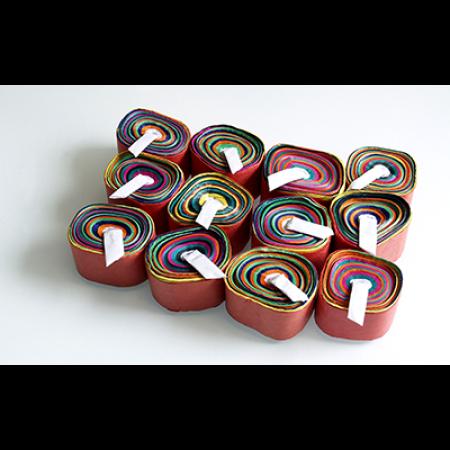Fita na Boca Multicolorida - Multicolor mouth coil nacional