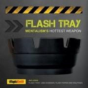 FLASH TRAY - 18 rotinas com dvd- CINZEIRO FLASH