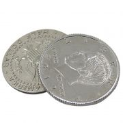 Flipper coin - Half Dollar B+