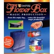 PRODUÇÃO DE FLORES palco - FLOWER BOX PRODUCTION -