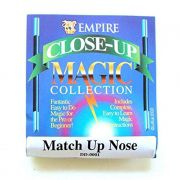 Fosforo no nariz - Match up nose  B+