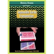 IMPOSSIBLE CARD TRANSPOSITION BY HENRY EVANS